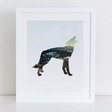 画像3: カリフォルニア Animals アニマル アートポスター (3枚組) (3)