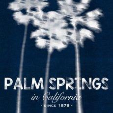 画像3: カリフォルニア州 Palm Springs (パームスプリングス)記念 アートポスター (3)