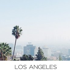 画像3: LOS ANGELES (ロサンゼルス)フォトグラフィー アートおしゃれポスター (3)
