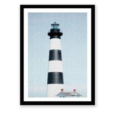画像2:  灯台 Lighthouse ライトハウス おしゃれポスター (2)