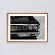 画像1: CHEVROLET Vintage Cars ビンテージ シボレー ポスター (1)