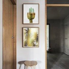 画像2: サボテン Cactus グラデーション ポスター (2)