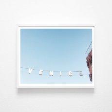 画像2: カリフォルニア VENICE サイン IN LA  ポスター (2)