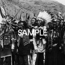 画像2: NATIVE AMERICAN インディアン All together ポスター (2)