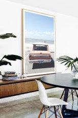 画像2: OLD VINTAGE CAR ビンテージ キャデラック ポスター (2)