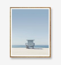 画像1: Beach landscape - オーシャンビーチ ランドスケープ フォトグラフポスター (1)