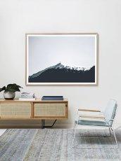 画像2: Mountain Cross モノトーン ポスター (2)