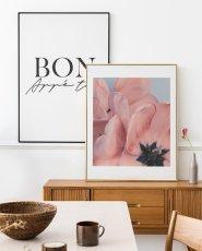 画像2: Bon Appetite おしゃれポスター (2)