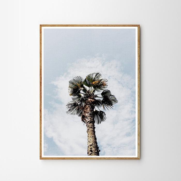 """画像1: PALM TREE パームツリー """"You are the One""""  ポスター (1)"""