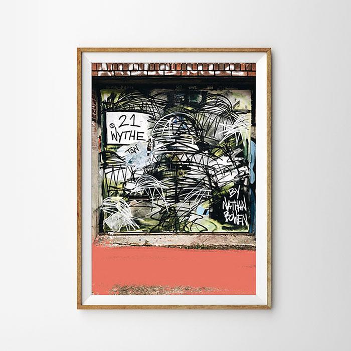 画像1: Nathan Bowen Street Art ポスター (1)