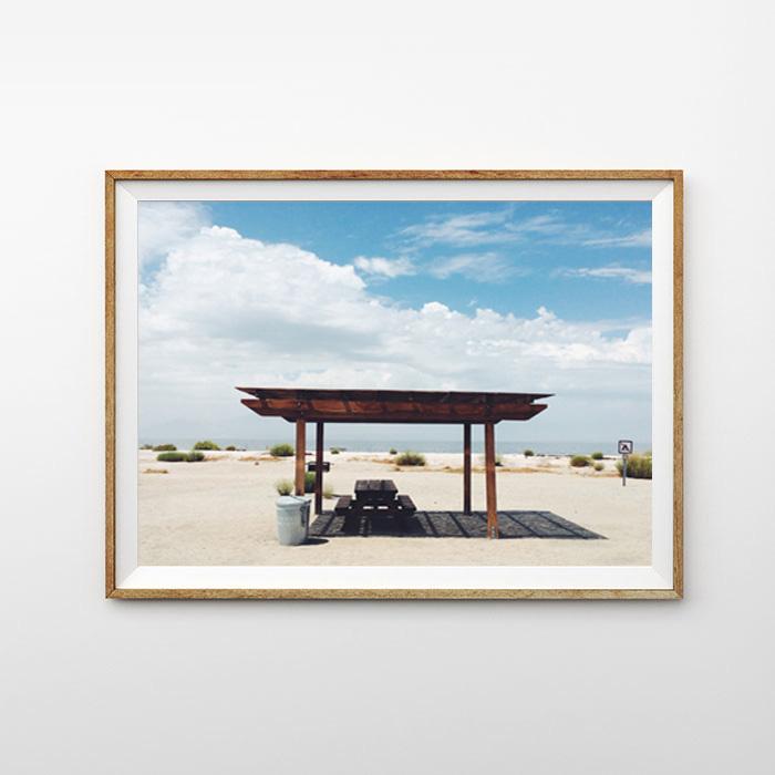 画像1: カリフォルニア州 PALM SPRINGS (パームスプリングス) ポスター (1)