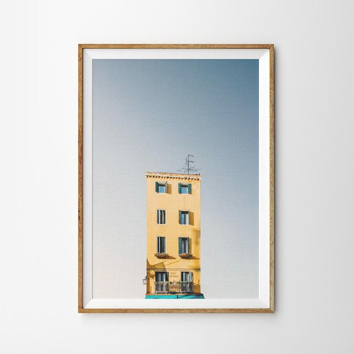 画像1: HOTEL CONDORDIA おしゃれポスター (1)