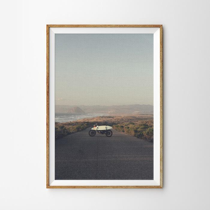 画像1: On The ROAD ポスター (1)